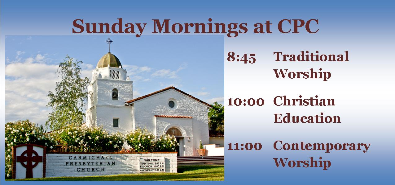 Sunday-Services