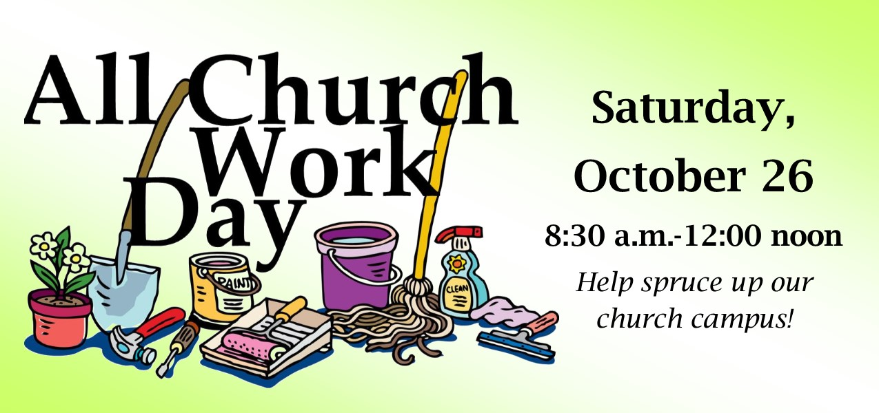 All-Church-Workday